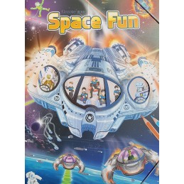 Space fun 25 x 33cm