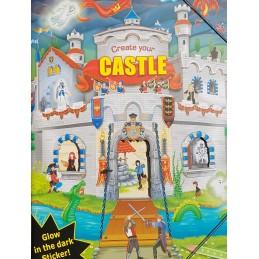 Castle 25 x 33cm