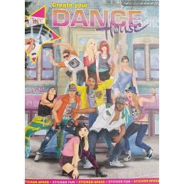 Dance House 25 x 33cm