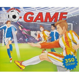 Foot Game 25 x 30cm