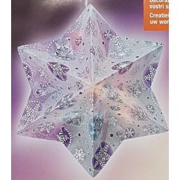 Petite étoile 26 cm,...