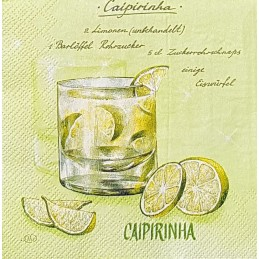 Serviette Caipirinha