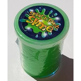 Slime lumineux vert