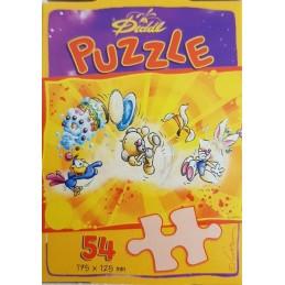 Puzzle Diddl et amis, 17.5...