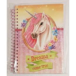 Carnet de notes, Licorne