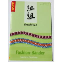 Livre Fashion Bänder Kumihimo