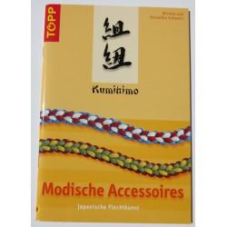 Livre Modische Accessoires Kumihimo