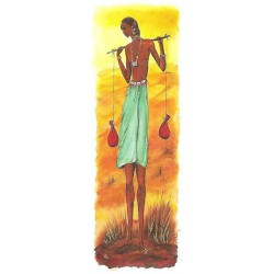021P Homme africain