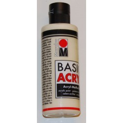 Basic Acryl 271 ivoire 80 ml