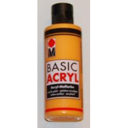 Basic Acryl 225 mandarine 80 ml