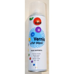Spray vernis dépoli 200 ml