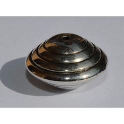Toupie à spirales 18 x 12 mm